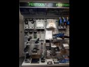 Elektrické a AKU nářadí Festool pro profesionály za výhodné ceny – brusky, frézky, pily atd.