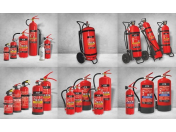 Servis a revize hasících přístrojů, kontroly a plnění tlakových lahví plynem CO2