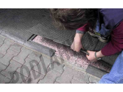 Rozoberateľné chemicky odolné podlahy, podlahový systém - PVC panely