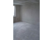 Profesionální zednické práce - strojní omítání stěn v interiéru