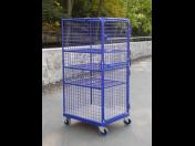 Skládací pojízdné kontejnery pro snad manipulaci, Beroun