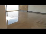 Lité betonové vyztužené podlahy Plzeň