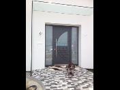 Vstupní dveře s vynikajícími tepelně-izolačními vlastnostmi i pro pasivní domy