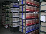 Online konfigurátor policových regálů Dexion pro sklady a průmysl