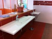 Vizualizace koupelnového studia Nymburk