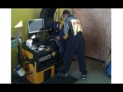 Výměna, prodej pneumatik, disků, elektronů - kompletní pneuservisní práce, pneubazar