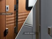 Trendy u vchodových dveří – od návrhu až po biometrické technologie
