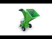 Zahradní štěpkovače - drcení a likvidace kmenů, keřů, kůry, k výrobě štěpky
