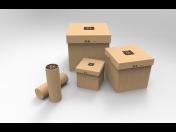 Papírové obaly, kartónové krabice výroba Litoměřice