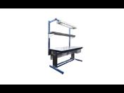 Ergonomie výroby - zlepšete pracovní podmínky s využitím systému elektrických zvedacích sloupků LINAK