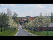 Obec Dolní Žandov, vesnice s tradicemi, bohatým společenským životem i kulturními spolky