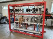 Zajištění komplexní dodávky regulačních stanic plynu - návrh, projektová dokumentace, výroba, dodávka