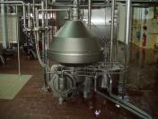 Pasterizační stanice mléka a výrobní linky pro mlékárny Chotěboř