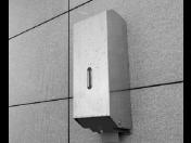 Dezinfekční a hygienické stojany, zásobníky - s automatickým dávkovačem, bezdotykové