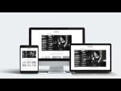 Tvorba webových stránek - návrh designu, příprava obsahu, hosting a správa