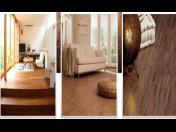Dřevěné podlahy z domácích venkovních i exotických dřevin - podlahy Jiří Horák