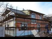 Stavební činnost - návrhy, projekce a výstavba RD, průmyslových hal