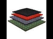 Protipádové gumové dlaždice na dětská a víceúčelová hřiště - prodej