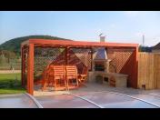 Stabilní střešní konstrukce, dřevostavby, krovy Brno, tesařské, pokrývačské a klempířské práce