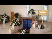 Pohřební služba – kompletní zajištění a organizace pohřbu, smutečních obřadů