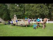 Letní prázdninový příměstský tábor pro děti z mateřských škol a prvního stupně základní školy Olomouc, Přerov, Prostějov