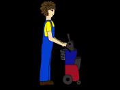Úklid hal a čištění průmyslových objektů, výrobních prostor a technologických zařízení