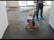 Litá betonová podlaha pro novostavbu a rekonstrukce RD - dokonale rovná a rychle zhotovená