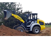 Zemní práce – úprava, tvarování rovinných, svažitých terénů včetně bagrování