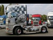 Lakování a komplexní opravy karoserií pro vyšší dodávky a jiné dodávkové vozy