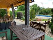 Penzion – ubytování se soukromým parkovištěm, venkovním posezením a grilem