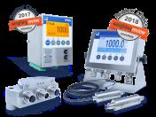 Široký výběr snímačů, vážní zesilovače i příslušenství pro vážní systémy