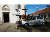 Komplexní pohřební služby - převoz zesnulých, pohřeb, smuteční obřad, kremace