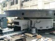 Výroba, dodávka otočných stolů  - samostatný celek nebo příslušenství k obráběcím strojům