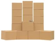 Klopové krabice - přepravní, stěhovací, poštovní, archivační