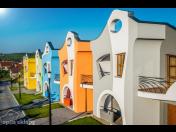 Netradiční dovolená - ubytování v apartmánech se zajímavou architekturou