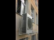 Dodávky a montáže klimatizací Sinclair a Samsung - pro restaurace, kanceláře a komerční prostory