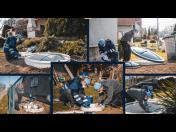 Domovní čistírny, decentralizované čištění odpadních vod - realizace systému ENCELADUS
