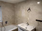Rekonstrukce, přestavba koupelny nebo bytového jádra v panelovém domě na klíč
