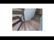 Obkládka, pokládka a obložení schodů a schodišťových stupňů pomocí podlahových krytin Brno město a venkov