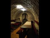 Vinný sklep a komfortní ubytování v soukromí ve vinařské obci v Jihomoravském kraji