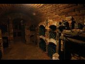 Příjemné posezení a  řízené degustace vína ve vinném sklepě – výběr až z 80 vzorků vín
