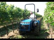 Technologie pro vinice – vinohradnické, zemědělské a komunální stroje a příslušenství