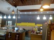 Výmalba veřejných a občanských objektů – kavárny, restaurace, ordinace, kanceláře, školy a další