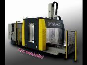 CNC obráběcí centrum, plošné a tvarové obrábění, frézování a vrtání