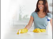 Úklid kanceláří a administrativních budov, výškové čištění