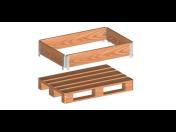 Kování pro dřevěné konstrukce, kotevní prvky, desky - otevíráme nově v Brně 1.9.2020