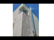 Stavba nerezových komínů a montáž kouřovodů u rodinných domů, rekreačních i průmyslových objektů