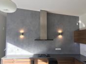 Realizace dekoračních, dekorativních omítek a moderních betonových stěrek