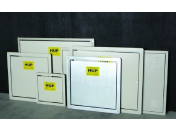 Výroba domečků na plyn a elektro Červený Kostelec, výroba betonových stavebnic, HUP