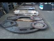 Tvarové výpalky a výpalky s úkosy  - CNC zakázková, sériová výroba